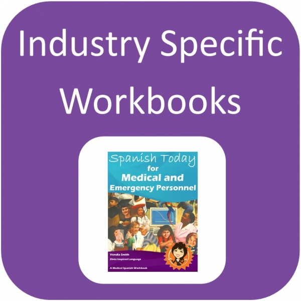 Industry Specific Language Workbooks