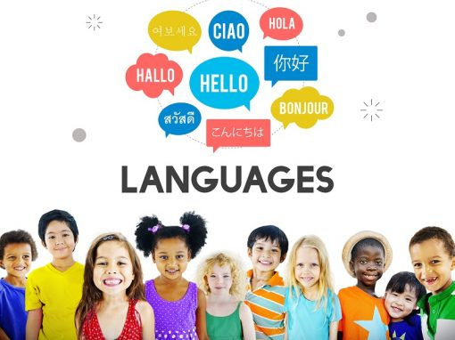 Foreign language benefits to children