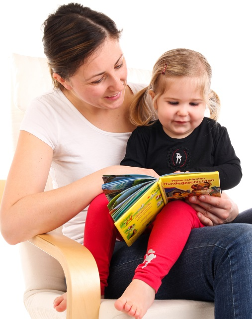 Become Bilingual WITH Your Child